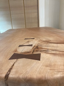 楓 座卓 テーブル