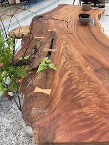欅ダイニングテーブル
